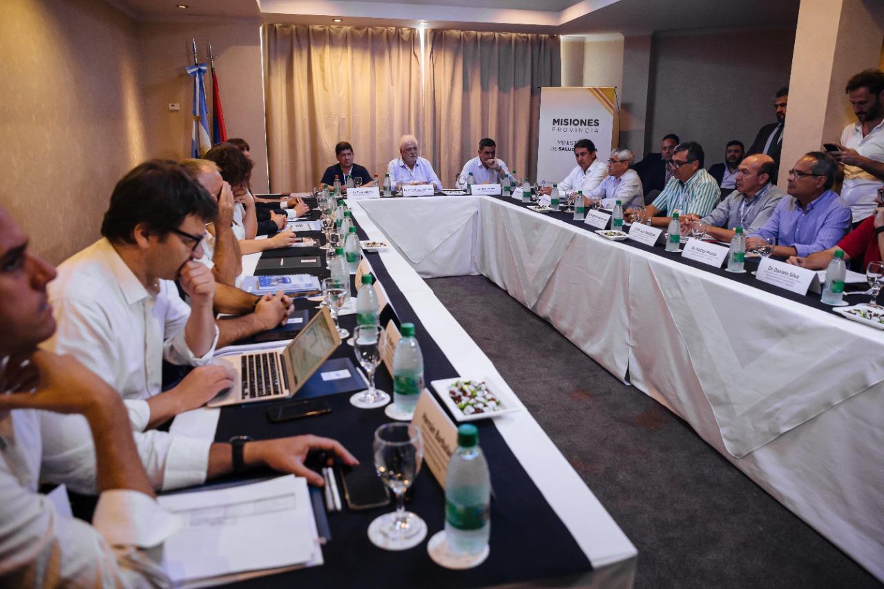 Dengue y vacunas, temas centrales del CORESA NEA