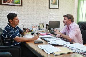IFAI y el Ministerio del Agro articulan acciones a favor del productor