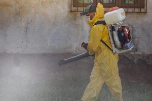 El equipo Anti-Dengue recorre Posadas para combatir el Aedes Aegipty