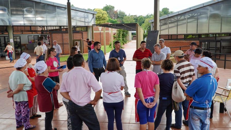 Planifican acciones para revalorizar el Mercado Concentrador Zonal de Puerto Rico