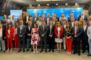 La ministra Silvana Giménez participó de la reunión plenaria del Consejo Federal de Trabajo
