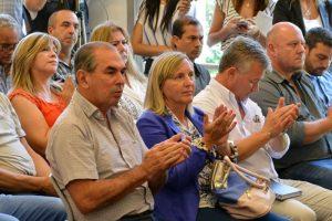 Stelatto participó de la presentación de los detalles del programa Argentina Unida por Educación y Trabajo