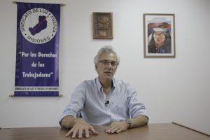 """Hugo Amable: """"Energía de Misiones trabaja para potenciar la capacidad instalada y contribuir a la radicación de nuevas industrias"""""""