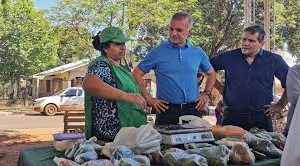 Continúa la entrega de tikets del programa provincial de Seguridad Alimentaria y Nutricional