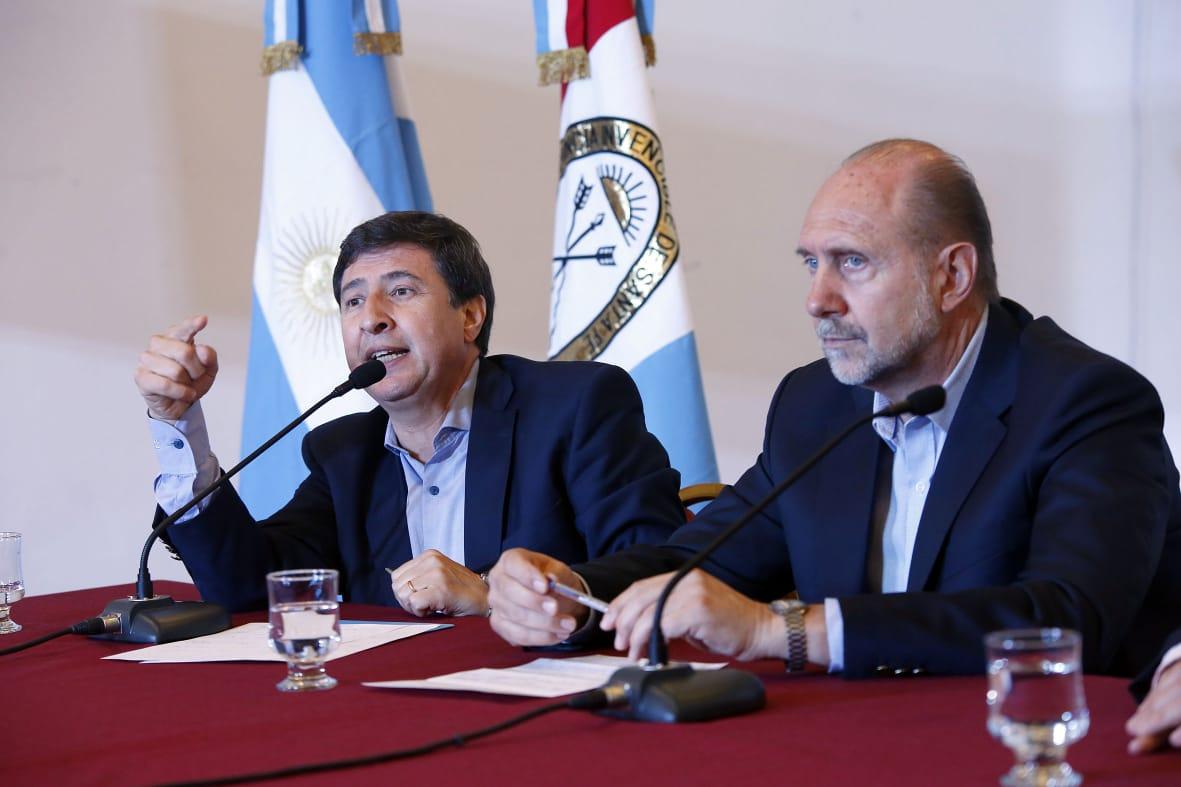 """La Provincia de Santa Fe se suma al Plan """"Argentina Contra el Hambre"""""""
