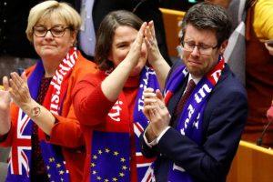 No hay vuelta atrás: Europa firmo el acuerdo de Brexit y dijo adiós al sueño del siglo XX