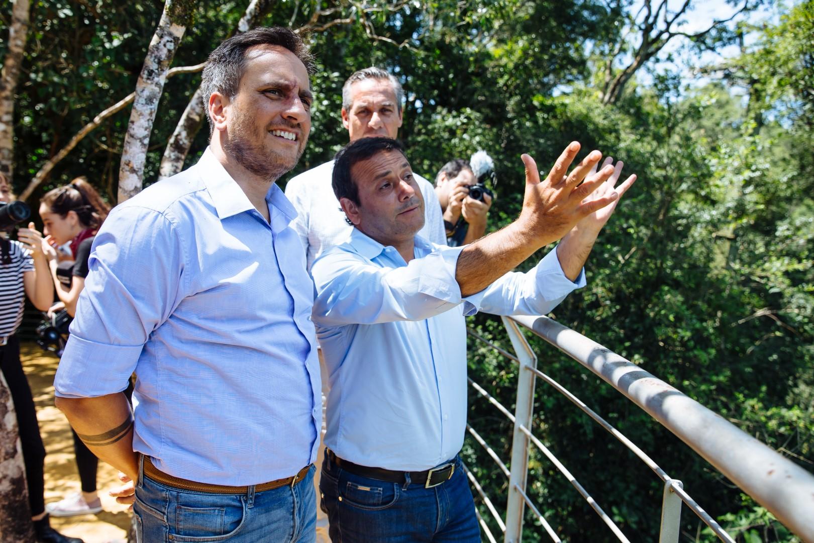 Campo San Juan: Misiones tendrá el manejo de la reserva con fondos de Nación