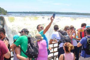 Las Cataratas del Iguazú cerraron enero con un crecimiento de visitas del 8%