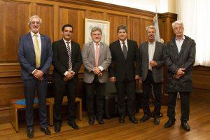 Asumieron las nuevas autoridades de Nucleoeléctrica Argentina