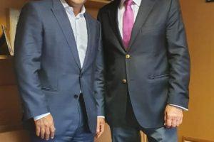 Herrera Ahuad se reunió con el embajador argentino en Estados Unidos