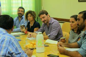 El Ministerio del Agro y el SENASA proponen una agenda de trabajo más cerca del productor