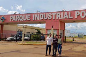 Piatti, el nuevo presidente del Parque Industrial de Posadas delineó los ejes de su gestión