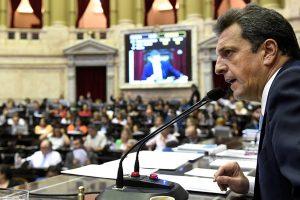 El oficialismo busca emitir dictamen del proyecto sobre deuda externa