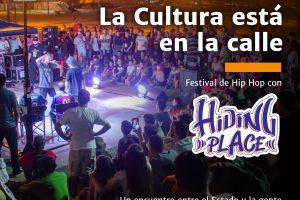 La Cultura está en la Calle: Festival de Hip Hop en el Barrio A4