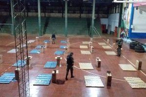 Prefectura incautó cargamentos de mercadería ilegal