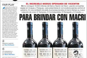 Las tapas del domingo 16: Curiosas revelaciones de Página 12 en el posible fraude de Vicentín