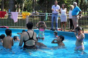 El IPS inauguró la colonia de vacaciones en el complejo recreativo de Candelaria