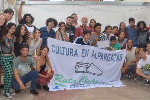"""Exitosa semana de """"Cultura en Alpargatas"""": Estamos construyendo una red de cultura participativa"""