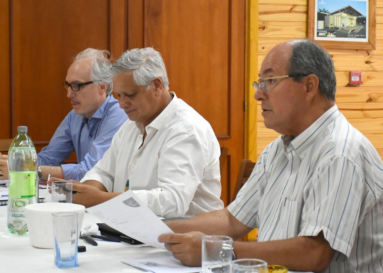 APICOFOM realizó la primera reunión del año de la Comisión Directiva