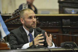 """Martín Guzmán: """"No vamos a permitir que fondos extranjeros nos marquen la pauta de la política macroeconómica"""""""