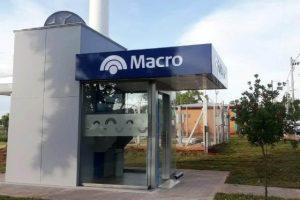 Banco Macro suma un nuevo cajero automático en Colonia Paraíso