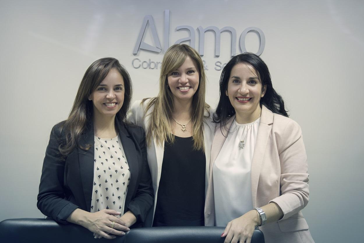 Alamo, una empresa liderada por mujeres que recupera con eficiencia el dinero de sus clientes