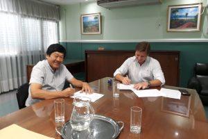 Vialidad Provincial y la Facultad de Ingeniería firmaron un convenio marco para sumar pasantes