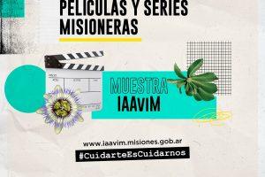 Cine misionero en la muestra online del IAAviM