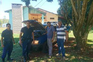Solidaridad en tiempo de coronavirus: un mecánico de San Javier repara patrulleros y ambulancias de manera gratuita