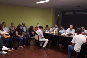 La Mesa de Diálogo educativo ratificó el acuerdo salarial