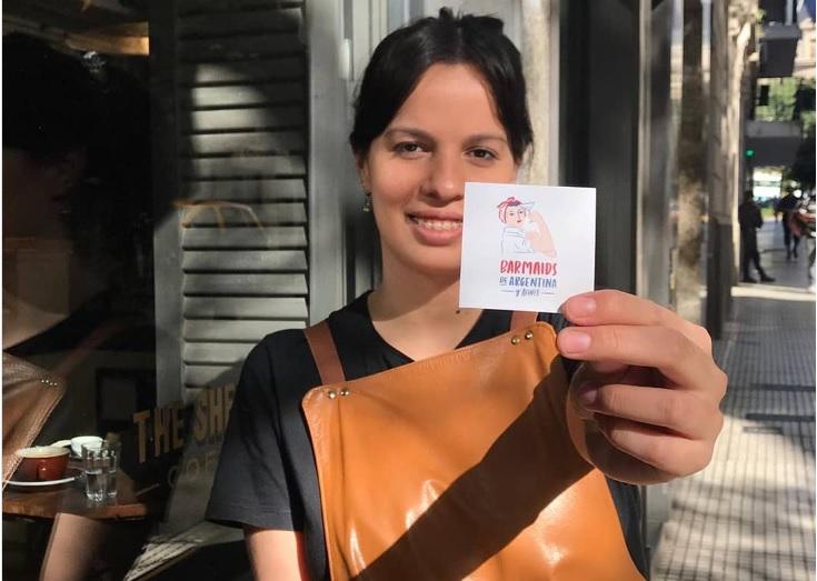 La barista de Iguazú que superó la discriminación y hoy se luce en Buenos Aires