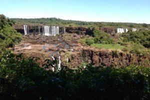 Un retrato de Iguazú, la ciudad paralizada por la pandemia