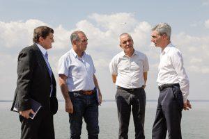 Meoni confirmó que el ferrocarril Urquiza volverá a llegar hasta a Garupá