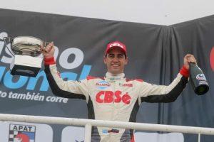 Turismo Nacional: Carlitos Okulovich se subió al podio en San Luis