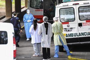 Coronavirus: suman 416 las muertes y 9.931 los casos positivos en el país