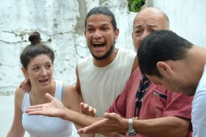 "Mauricio Paniagua, actor misionero que protagonizó a Monzón: ""Me reconozco feminista"""