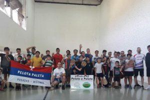 Misiones y Nación aplican línea de apoyo económico a clubes