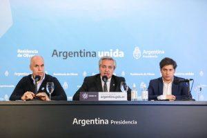 """Alberto Fernández mandó un mensaje por twitter a todos: """"Les pido que no aflojen"""""""