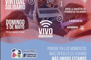 Marandú da soporte técnico y tecnológico a la maratón de Periodistas Solidarios