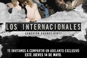 """Flow estrenará """"Los Internacionales"""" la serie enmarcada en la crisis del 2001"""