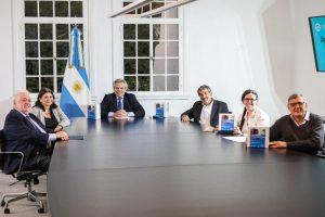 COVID-19: el Presidente anunció la creación de un test de diagnóstico rápido desarrollado por científicos argentinos