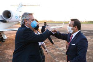 Fernández firmó acuerdos en Misiones y se llevó nuevas demandas