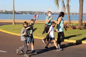 Posadas habilita dos días para caminatas recreativas sin límite de edad