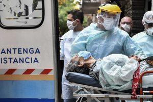 Suman 264 las víctimas fatales y 5.020 los infectados por coronavirus en Argentina
