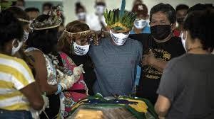 Brasil reportó 1.039 nuevas muertes por Covid-19 y Foz contabiliza 118 casos