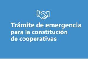 INAES: agilizan trámites para la inscripción de nuevas cooperativas y mutuales