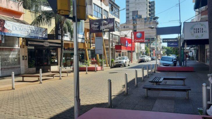 El Municipio habilita la actividad comercial de vendedores ambulantes con puestos fijos