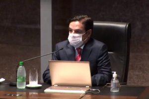 Cómo se hizo la primera sesión virtual de la Legislatura misionera