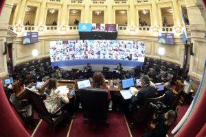 El Senado ratificó la validez de veinte DNU firmados por el Poder Ejecutivo