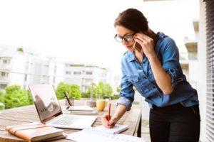 El trabajo a distancia no es una opción para los pobres, los jóvenes y las mujeres